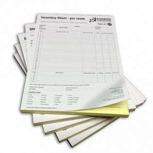 Inventory Pads